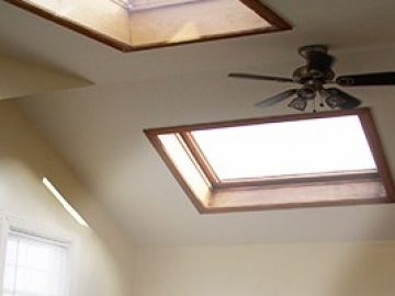 Reliable Roofing Company New Skylight Installation & Maintenance Philadelphia