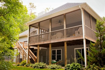 Reliable Roofing Company Porch Roof Repairs Bucks County PA